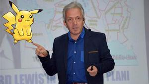 Profesörden gençlere Pokemon eleştirisi