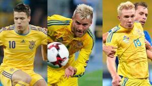 Ukrayna karşısında bu üçlüye dikkat