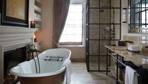 Banyolar için şık ve orijinal dekorasyon fikirleri