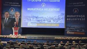 Muratpaşa Tanıtım Günleri Ankarada başladı