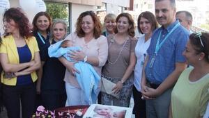 Antalyada Emzirme Haftası kutlandı
