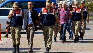Cezaevi firarisi terörist Suriyeye geçmek isterken yakalandı