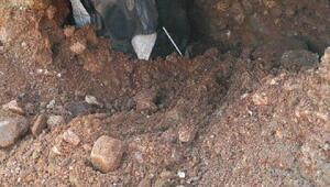 Muş-Kulp yolunda bulunan el yapımı patlayıcı imha edildi