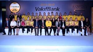 VakıfBankta sezon açılışı yapıldı