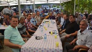 Şehit polis Altınsoy için mevlit