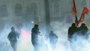Ankarada gar saldırısı kurbanları anıldı