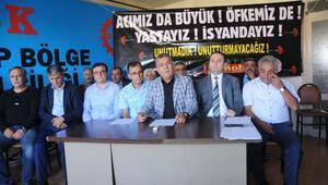 Ankara Garındaki saldırıda ölenler Gaziantep'te anıldı