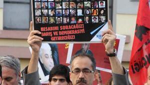 Ankara katliamında ölenler anıldı