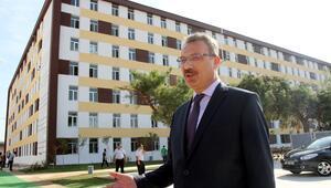 Antalyadaki yurda iki yeni blok daha açıldı