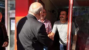 Sinop Valisi Hasan İpek'in Türkeli Ziyareti