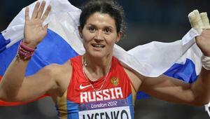Tatyana Lysenkonun madalyası geri alındı