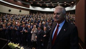 Başbakan Yıldırım : Sistem değişikliği Türkiyenin vazgeçilmez bir ihtiyacıdır