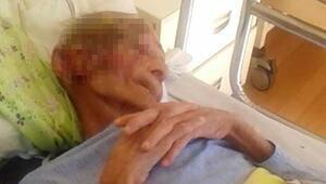 Görüntüleriyle yürek sızlatan 90 yaşındaki Ahmet Solak öldü