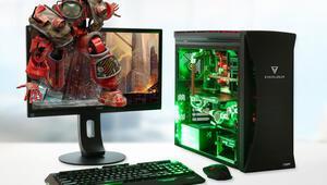 Casperdan şeffaf bilgisayar: Excalibur E800