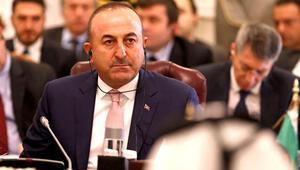 Dışişleri Bakanı Çavuşoğlundan flaş Musul açıklaması
