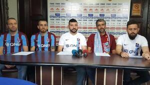 Trabzonspor taraftar derneklerinden destek çağrısı