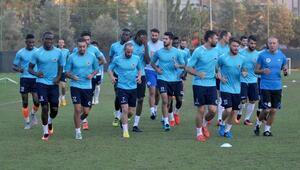 Aytemiz Alanyaspor, Fenerbahçe maçı hazırlıklarını sürdürdü