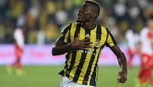 Fenerbahçenin neşe kaynağı Emenike