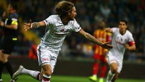 Kayserispor 0-1 Beşiktaş / MAÇIN ÖZETİ