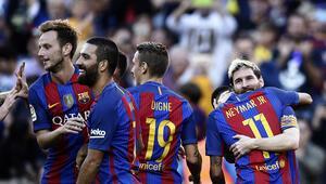 Barcelona 4-0 Deportivo / MAÇIN ÖZETİ