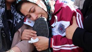 Gaziantepte şehit polisler törenle memleketlerine uğurlandı