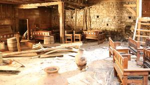 Tarihi köylerde kültürel dönüşüm