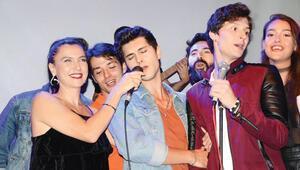 Bodrum Masalı oyuncuları konser verdi