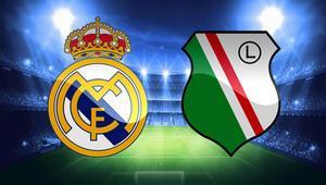 Real Madrid Legia - Varşova