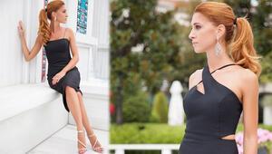 Kısa abiye elbiseler ile partilerin en çekici kadını olun