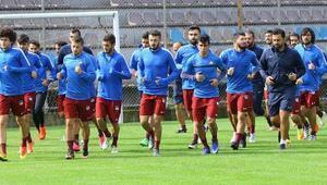 1461 Trabzon taktik çalıştı