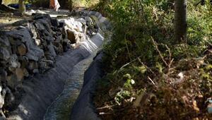 Diyarbakırda, köye dönüş için sulama kanalı