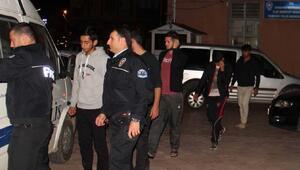 Yurtta öğrenci kavgası: 14 gözaltı