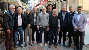 Eski Samsunsporlu futbolculardan kınama