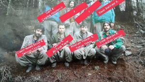 PKK'nın 'Karadeniz Açılım Grubu'na Karadenizde büyük darbe