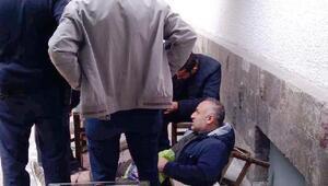 Epilasyon broşürü dağıtımı sırasında 4 kişinin yaralandığı olayla ilgili 2 kişi gözaltında