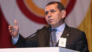 Dursun Özbek Galatasarayın mali durumunu anlattı
