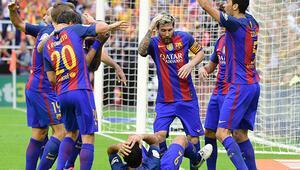 Valencia 2-3 Barcelona