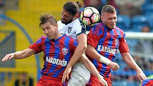 Karabükspor 0-2 Medipol Başakşehir
