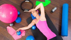 Evde egzersiz yapmak isteyenler için spor malzemesi seçimi