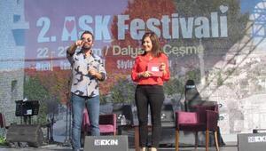 Aşk Festivali, barış ve sevgi dilekleri ile sona erdi