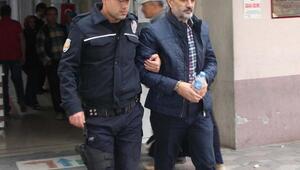 Manisada FETÖden gözaltına alınan 25 şüpheli adliyede