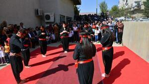 Diyarbakırda semahlı aşure dağıtımı