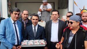 AK Parti Konak'tan aşure etkinliği