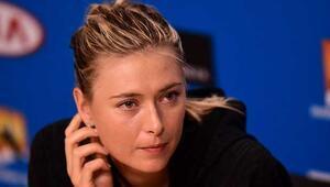 Sharapova sıralamadan çıkarıldı