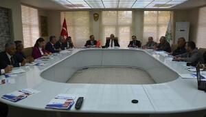 Tokat'ta il istihdam kurulu toplantısı yapıldı