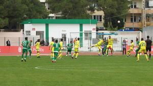 Kırklarelispor-Gaziantep Büyükşehir Belediyespor: 2-1 (Ziraat Türkiye Kupası)