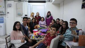 Eskişehirli liseli öğrenciler Zonguldakta