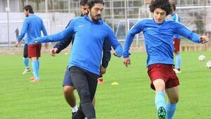 1461 Trabzon, Bugsaşspor maçı hazırlıklarını sürdürdü