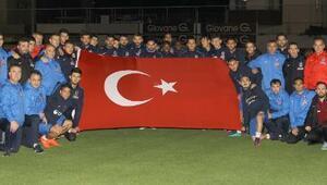 Trabzonspor Cumhuriyet Bayramını kutladı