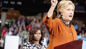 Seçime günler  kala Clinton'a şok